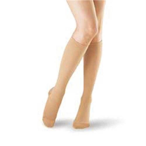 Oppo-2824-Knee-High-Compression-Stockings-Womens-Closed-Toe-Beige-Size-6-23-32mmHG-(OPP2824-6WBEG)