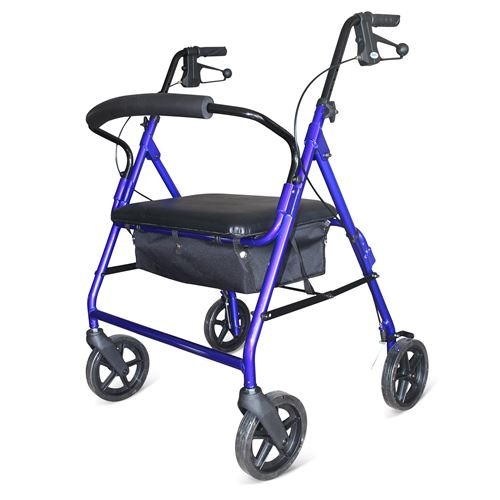 Days-Rollator-Heavy-Duty-Blue-(DAYS-HD-BLUE)