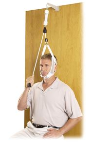 cervical traction kit instructions